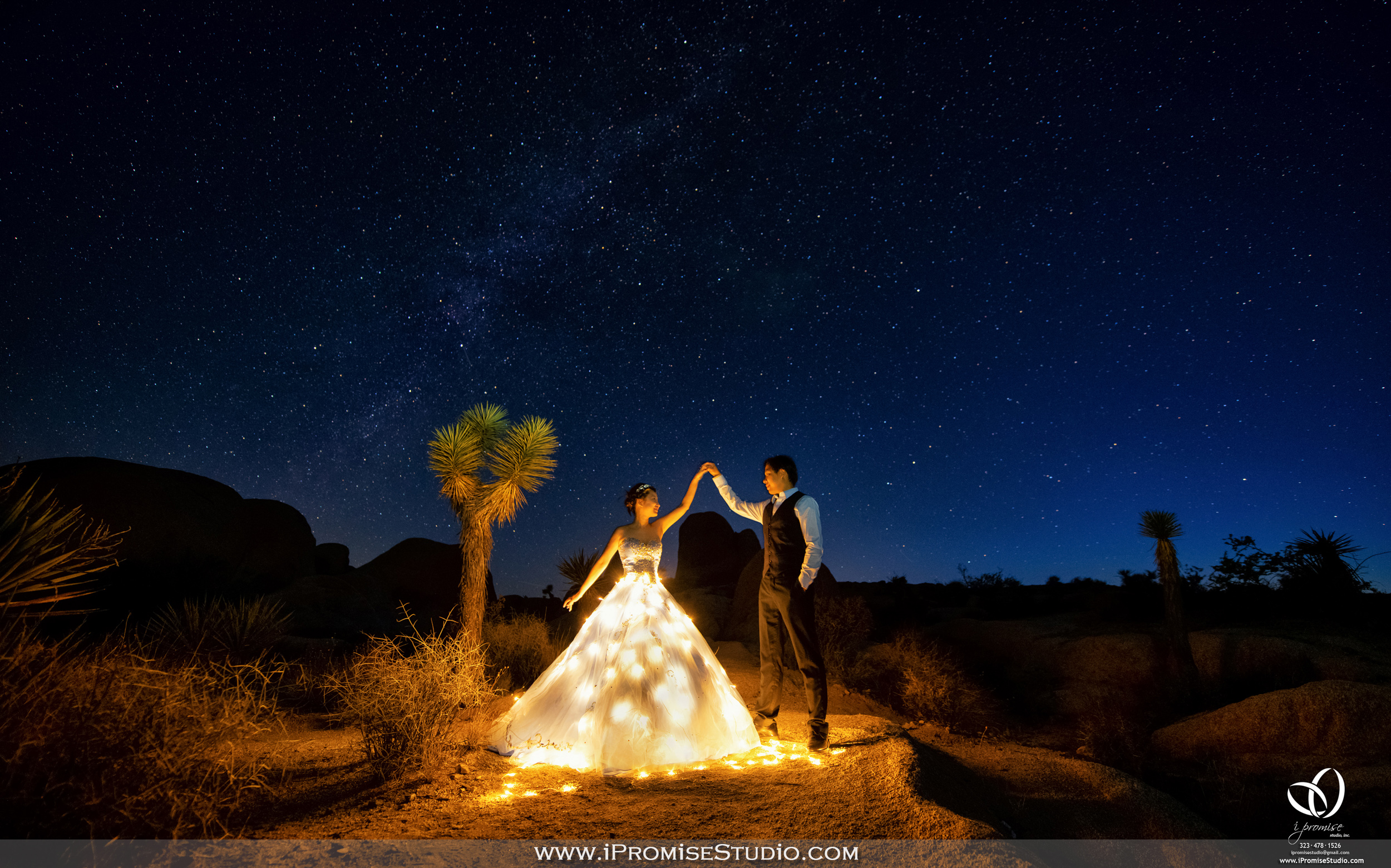 California Milky Way Galaxy Joshua Tree National Park -engagement wedding 01.JPG