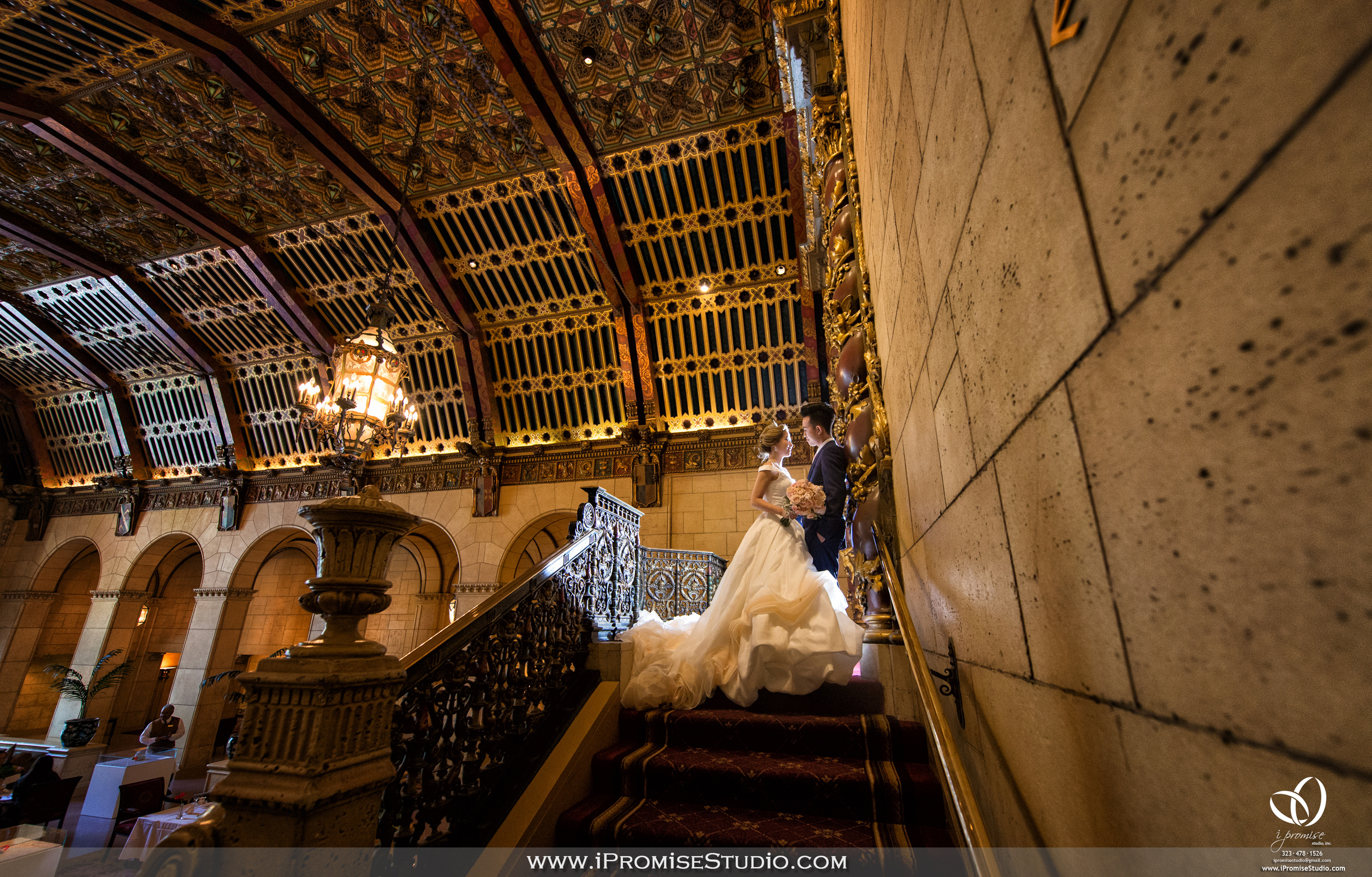 LA Millennium Biltmore Hotel-engagement wedding 02.JPG