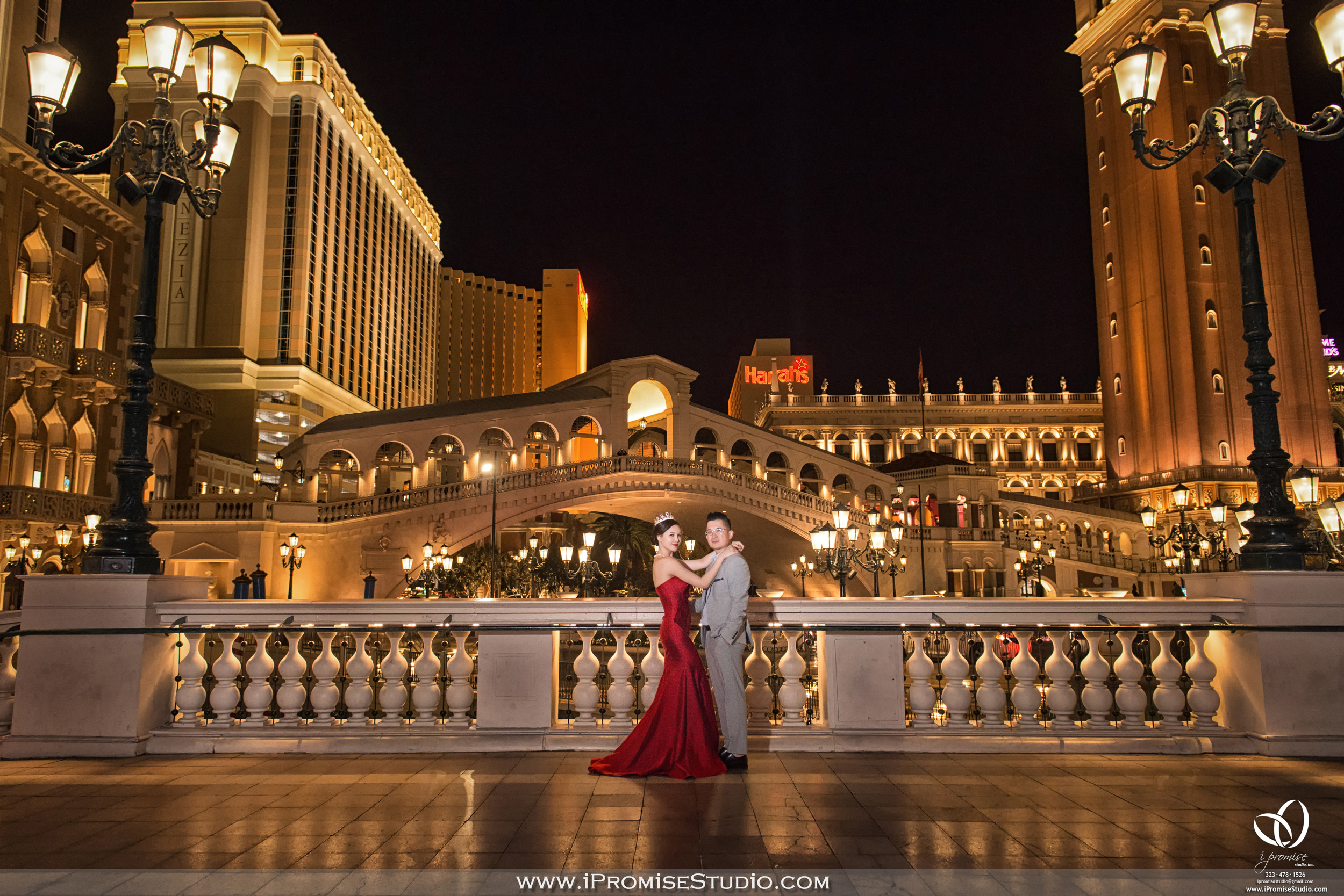 Las Vegas Venetian Hotel night view-engagement wedding 04.JPG