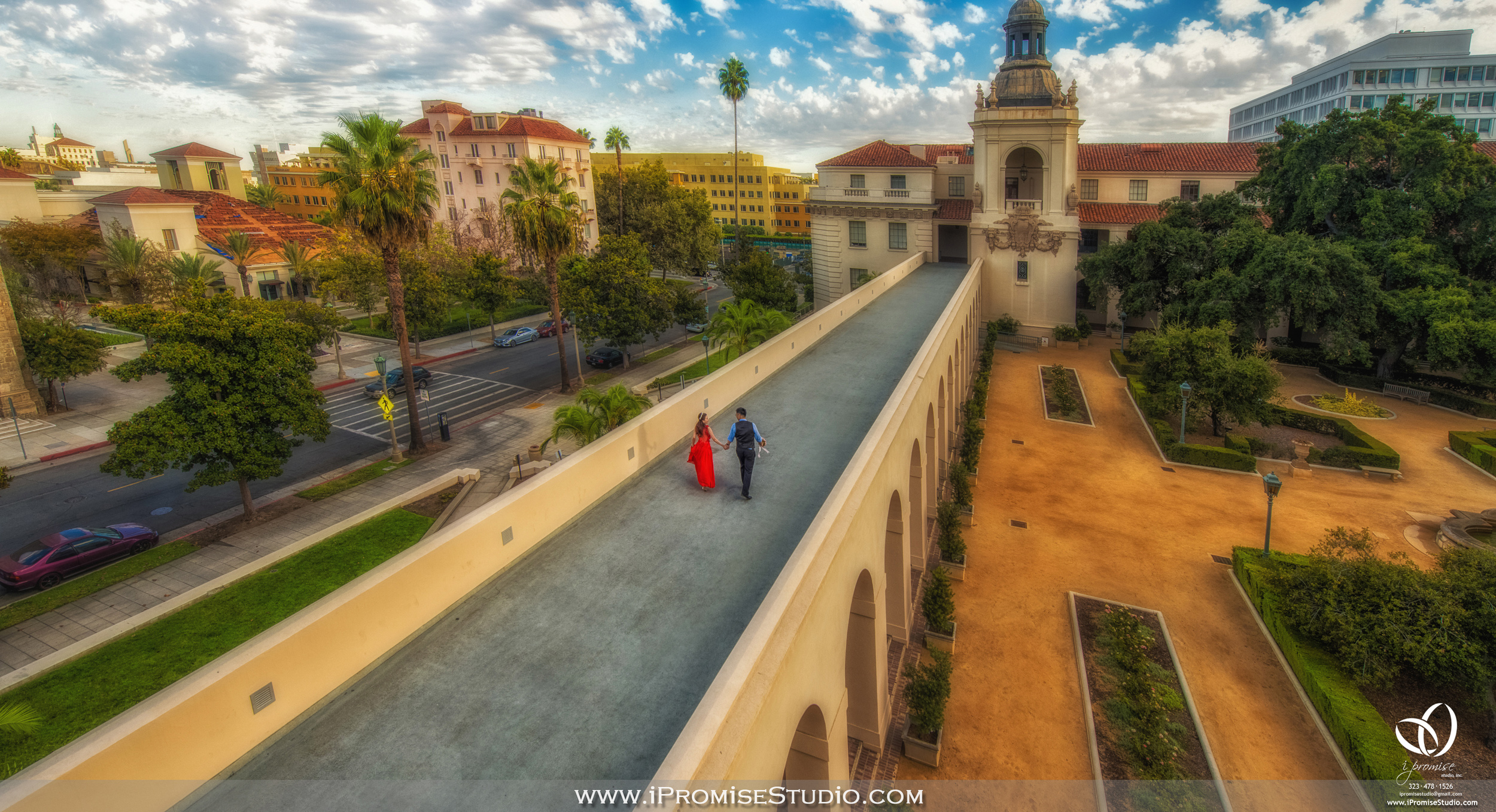 Pasadena Cityhall engagement wedding 03 .JPG