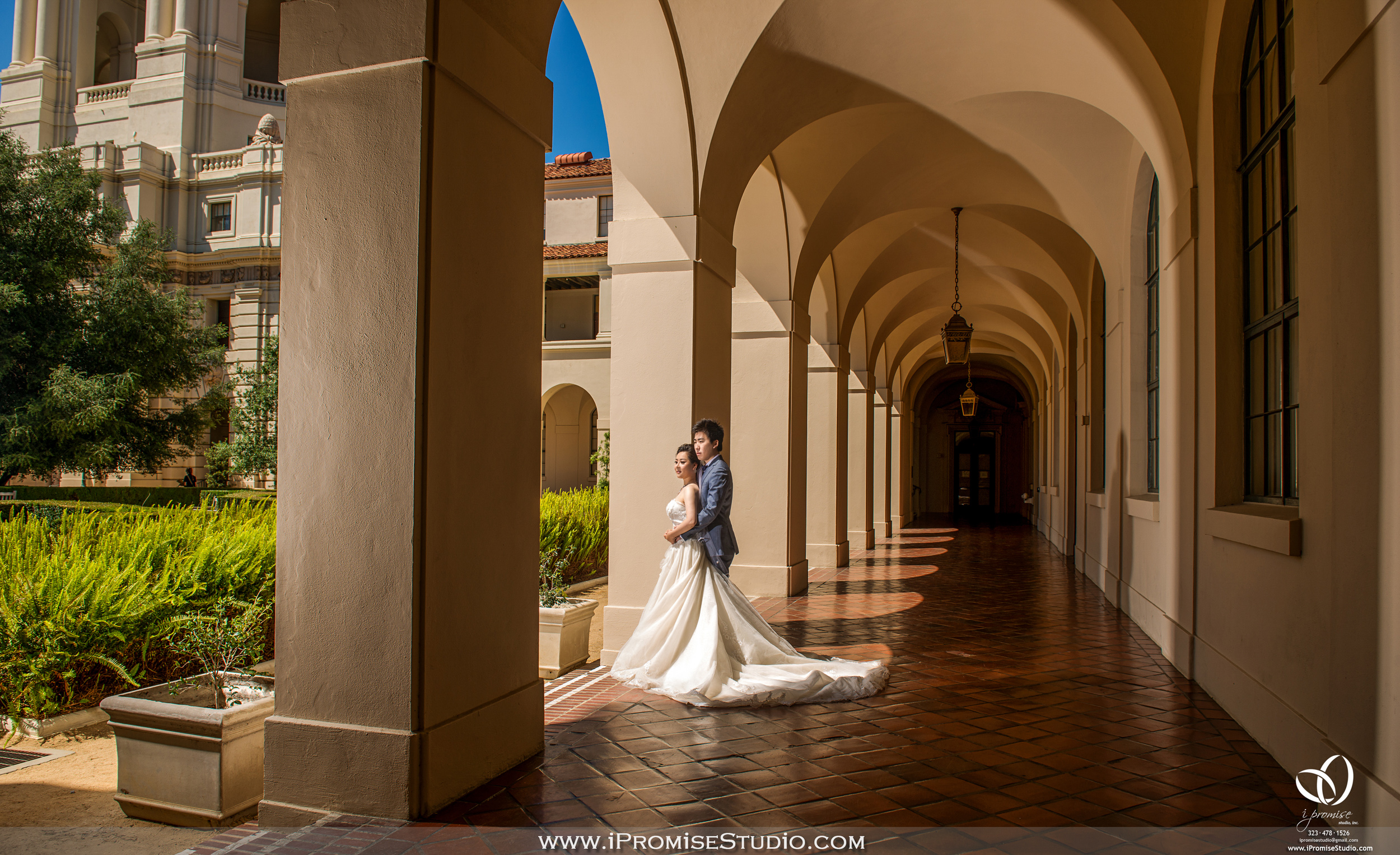 Pasadena Cityhall engagement wedding 08.JPG