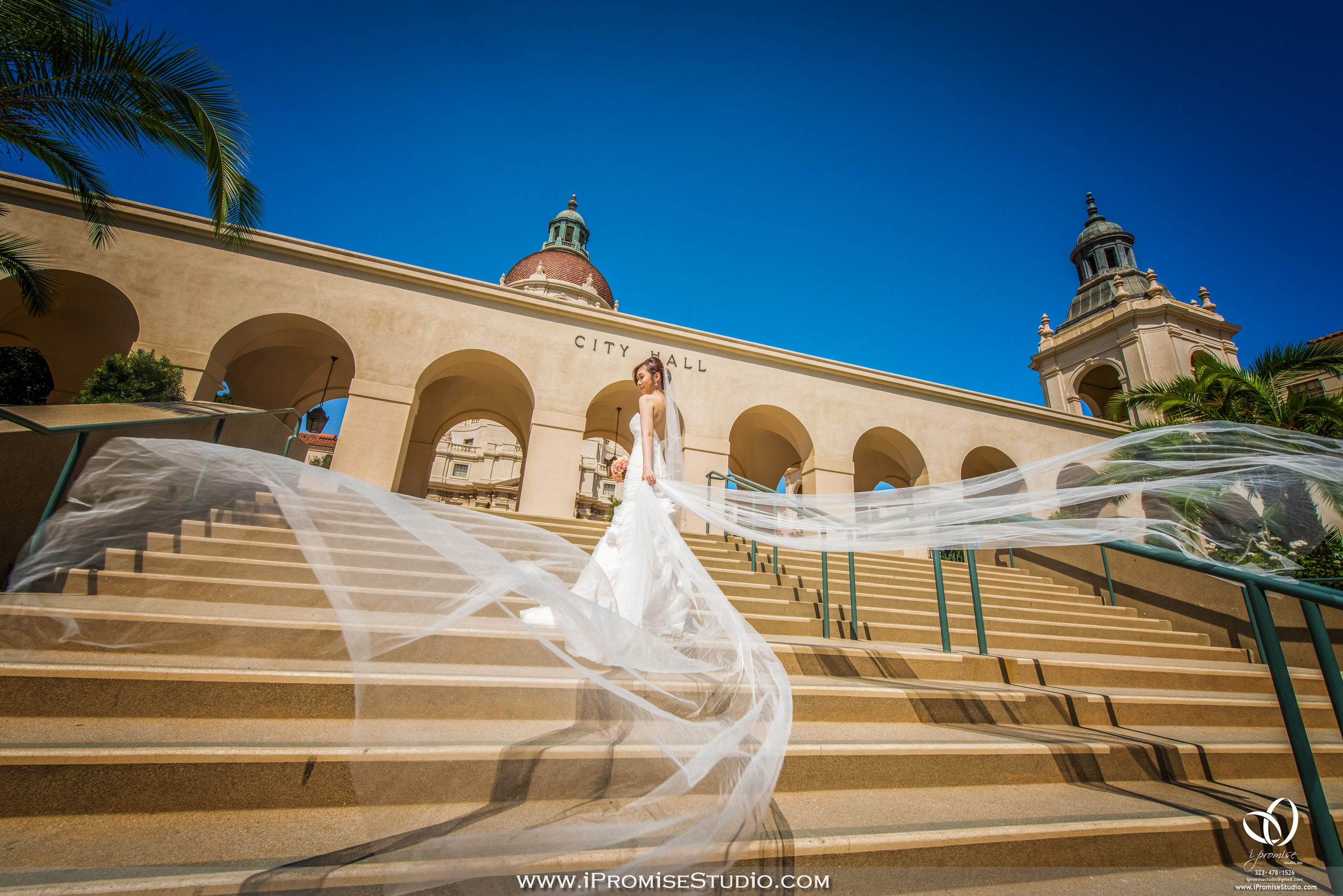 Pasadena Cityhall engagement wedding 13.JPG