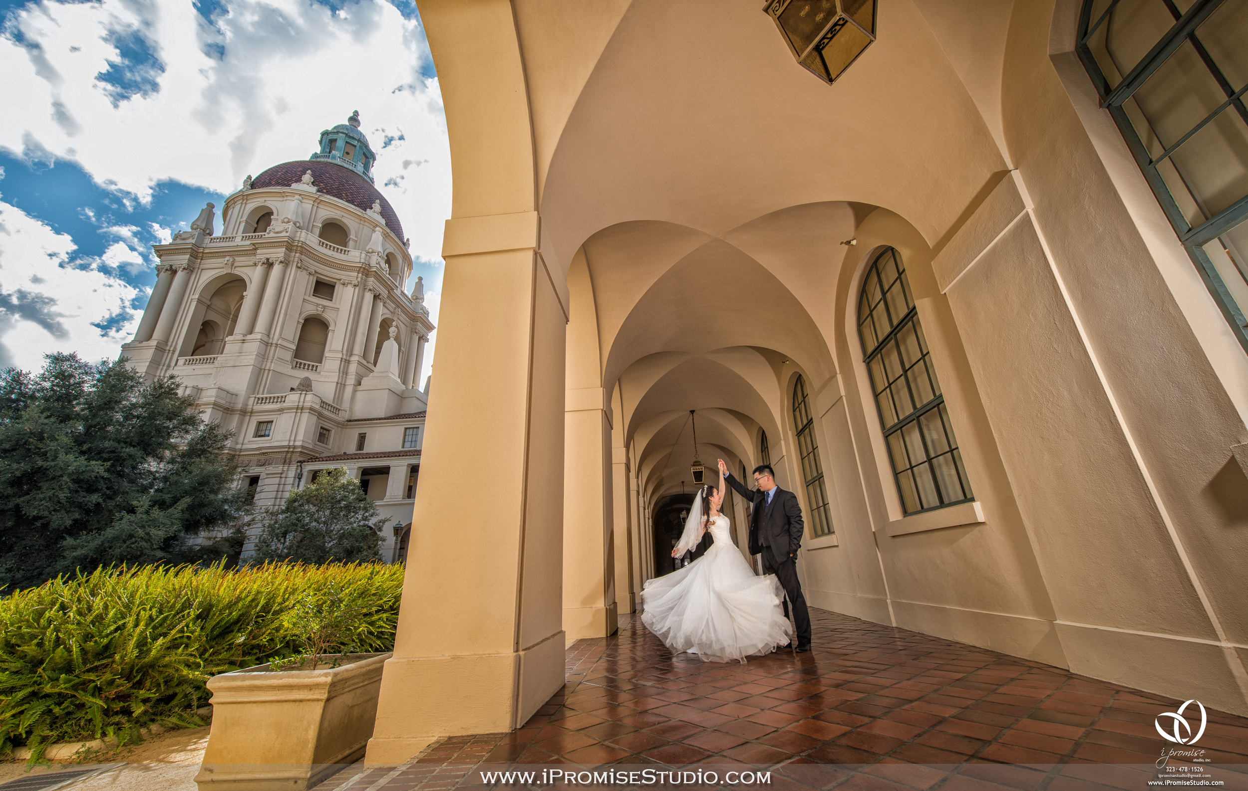 Pasadena Cityhall engagement wedding 16.JPG